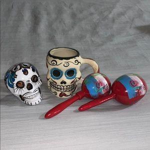 Other - Mexican souvenir set
